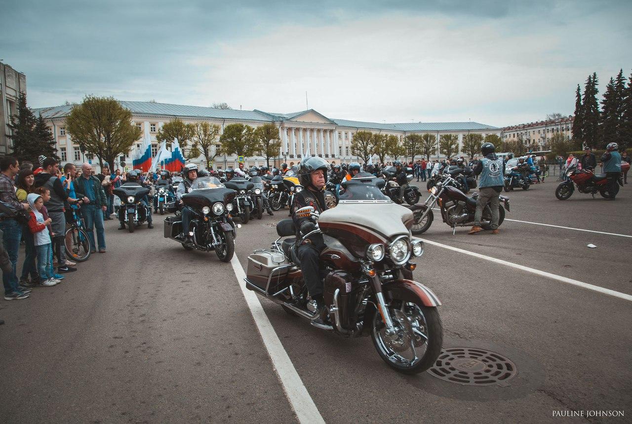 Солист «Парка Горького» будет хедлайнером шоу вовремя мотофестиваля вЯрославле
