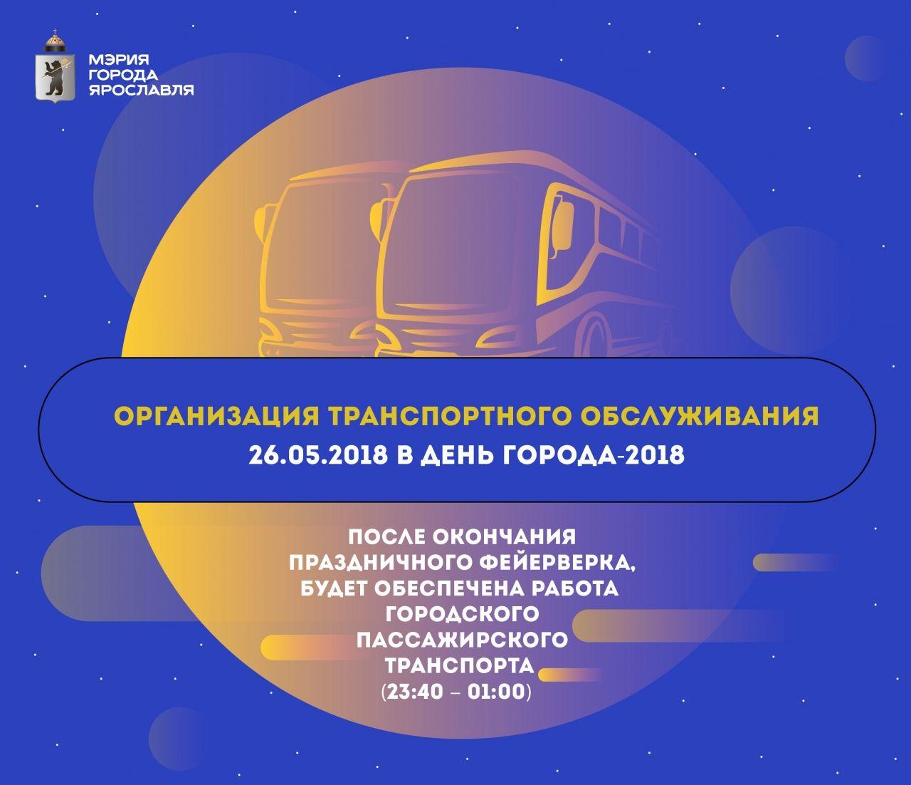 День города Ярославля 2018