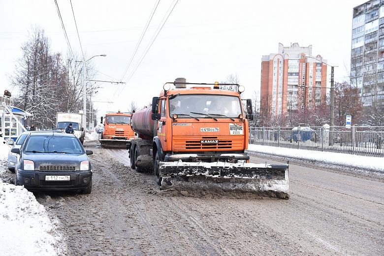 19 января мэрия города Ярославля вводит «Снежный билет»